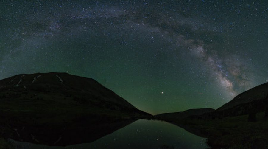 Matthew Landon Astrophotography in Park County, Colorado | Explorer of the Month August 2020