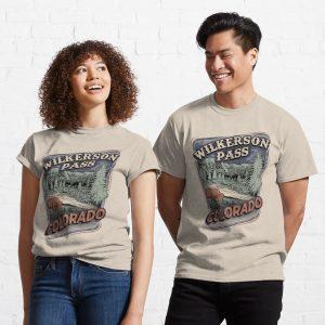 Wilkerson Pass: Colorado Horizons Classic T-Shirt
